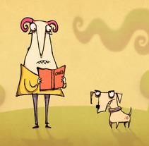 El Encantador de Perros / The Dog Whisperer. Un proyecto de Ilustración, Música, Audio, Motion Graphics, Cine, vídeo y televisión de pablo matera - 13-12-2011