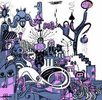 Ilustración. A Illustration, and 3D project by Jose Alvarez Fernandez         - 12.11.2016