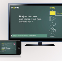 Maestro. A Design, and UI / UX project by Thibaut Godard         - 13.01.2012