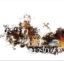 Vices poster. Un proyecto de Diseño e Ilustración de Pablo Arenales - 17-01-2012