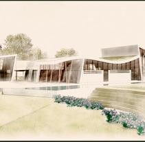 Concursos. Um projeto de 3D de Luis Alberto Martínez Dueñas         - 18.01.2012