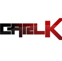 Logo CarlK. Um projeto de Design de Sergio Sala Garcia         - 26.01.2012