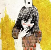 infancia////disfraces///////animales. Um projeto de Ilustração de neus lozano         - 04.02.2012