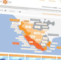 Andalucia sur. Um projeto de  de Jesús Coto - 06-02-2012