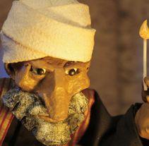 Farid y la rata . Un proyecto de Cine, vídeo y televisión de Mike Salgado         - 13.02.2012