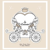 Cuento Cenicienta. A Illustration, and Photograph project by Noelia Carretero Ropero         - 14.03.2012