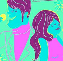 Lipton tea. Un proyecto de Ilustración y Publicidad de Marisa Morea         - 20.03.2012