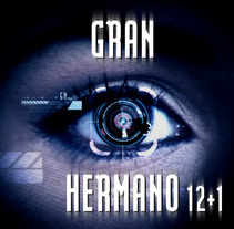 Gran hermano 12+1. A Design, Motion Graphics, Film, Video, TV, and 3D project by Félix Marín Grachitorena         - 21.03.2012