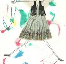 Ellas. Um projeto de Design, Ilustração, Fotografia e UI / UX de Don Ciervo         - 22.03.2012