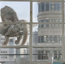 BURGO DE ARIAS - Elefante. Um projeto de Design, Publicidade, Motion Graphics e 3D de LA HUELLA FX         - 26.03.2012