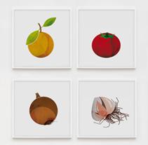 Agro-ilustraciones. Um projeto de Design e Ilustração de Tránsito Fdez.         - 06.04.2012