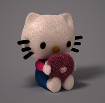 Peluche. A Design, Advertising, Motion Graphics, Software Development, Photograph, and 3D project by Jorge Cambón Fuentes         - 17.04.2012