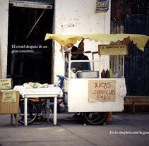 Quema su cabeza. Um projeto de Publicidade de Nicolas Vial         - 21.04.2012