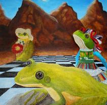 Realidades y falsedades. Um projeto de Ilustração de Bren Sue         - 22.04.2012