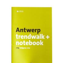 Antwerp Tourist Guide (Belgium). A Design project by Marina L. Rodil Garamond         - 23.04.2012
