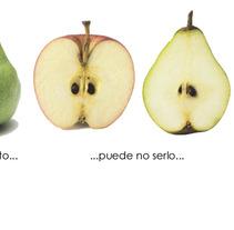 Peras y manzanas. A Advertising project by José Estévez         - 23.04.2012
