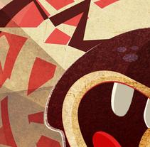 Caffeine!. Um projeto de Ilustração de Gianfranco Bonadies         - 25.04.2012