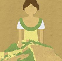 Propuesta cartel Falles Dénia. Un proyecto de Diseño, Ilustración y Publicidad de M.A. Serralvo - Viernes, 27 de abril de 2012 17:26:47 +0200