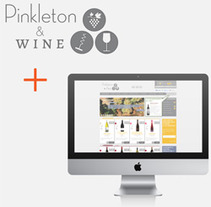Pinkleton & wine. A Design project by Yury Krylov         - 19.05.2012
