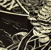 SUNBURN DAYS. Un proyecto de Diseño e Ilustración de Lola Beltrán - Miércoles, 23 de mayo de 2012 23:37:11 +0200