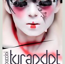 Cartel Turandot. A  project by Aitor Gonzalez Perkaz         - 23.05.2012