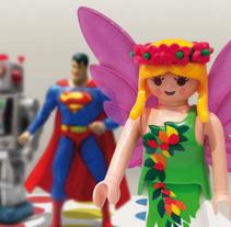Campaña juguete sin género. Un proyecto de Diseño de David Guzmán Pinto - Martes, 29 de mayo de 2012 13:12:26 +0200