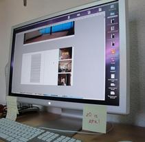 Diseño y Maquetación. Un proyecto de Diseño y Fotografía de z0nia Ale - 29.05.2012