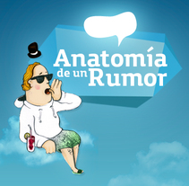 MOVISTAR // ANATOMÍA DEL RUMOR. A Design, Illustration, Advertising, and UI / UX project by Nacho Gallego         - 03.03.2013