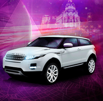 LAND ROVER EVOQUE /// LANZAMIENTO . A Design, and Advertising project by Nacho Gallego         - 12.06.2012
