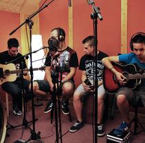 Acústico para el grupo Bultur. A Music, Audio, Film, Video, and TV project by Lara Ruiz Cerezo - 16-06-2012