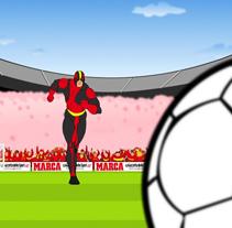 Desafío titánico. Un proyecto de Ilustración, Publicidad y Motion Graphics de Javier Casado González - 18-06-2012