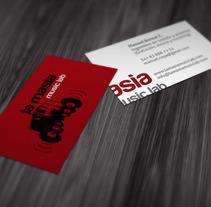 La Masia MusicLab. Un proyecto de Diseño, Ilustración, Publicidad, Desarrollo de software, Fotografía y UI / UX de Daniela Nettle - 19-06-2012