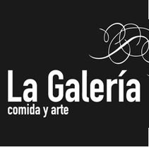 Logotipo Restaurante La Galeria. A Design project by Alicia Gómez         - 20.06.2012