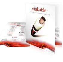 Profile Viakable. A Design, and Advertising project by Baruch Cortez - 26-06-2012