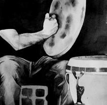 Hermanos Brothers. Um projeto de Ilustração de Natalia Vera  - 29-06-2012