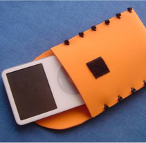 Orange Glove. A Design project by Anna Tulleuda - 29-06-2012
