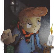 EL VIAJE DE BERG. Un proyecto de Ilustración de Manuel Moya Gomez - 05-07-2012