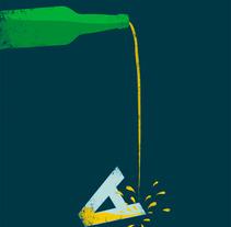 Asturias Motiva 2012. Un proyecto de Diseño e Ilustración de Natalia de Frutos Ramos - 05-07-2012