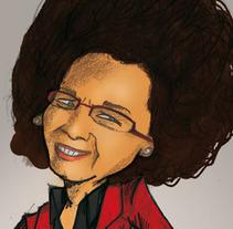 caricatura politica. Un proyecto de Diseño e Ilustración de Manuel Moya Gomez - 07-07-2012