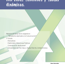 Manual de Estadística. Um projeto de Design de marta jaunarena         - 10.07.2012