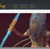 Lucas Hug Portfolio. A Design, Software Development, and 3D project by studio sananikone          - 11.07.2012