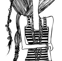 ILUSTRACIONES · PERSONAJES. Um projeto de Ilustração de PILAR SIERCO CHÉLIZ - 14-07-2012