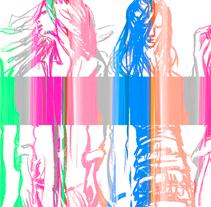 VINILOS BIG SIZE. Um projeto de Design, Ilustração e Instalações de PILAR SIERCO CHÉLIZ - 16-07-2012