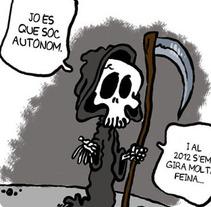 Procés de dibuix. Un proyecto de Ilustración de Dànius Dibuixant - Il·lustrador - comicaire         - 18.07.2012