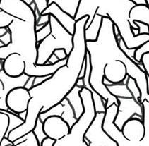 Campaña Asociación de Donantes de Sangre. A Design&Illustration project by Ricardo Aliaga         - 19.07.2012