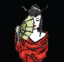 rediseño propuesta memorias de una geisha. A Design project by Ana Torres Limon         - 22.07.2012