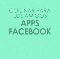 Apps facebook. A Design, Advertising, and UI / UX project by Jana Izern         - 23.07.2012