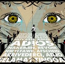 Adiós. Um projeto de Design, Ilustração e Fotografia de Alfredo Valera Rotundo         - 23.07.2012