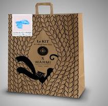 Kit de Tricot. Un proyecto de Diseño e Ilustración de Clau Ruiz - Lunes, 30 de julio de 2012 17:14:10 +0200