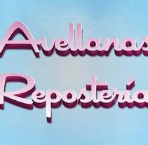 Avellanas Repostería. A Design, Illustration, and Advertising project by Eduardo Vidaurri Salazar         - 02.08.2012